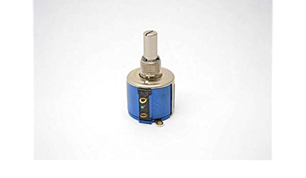 Aexit RV30YN20S 3K Variable Resistors ohm B3K Wirewound Linear Variable Potentiometers Rotary Potentiometer