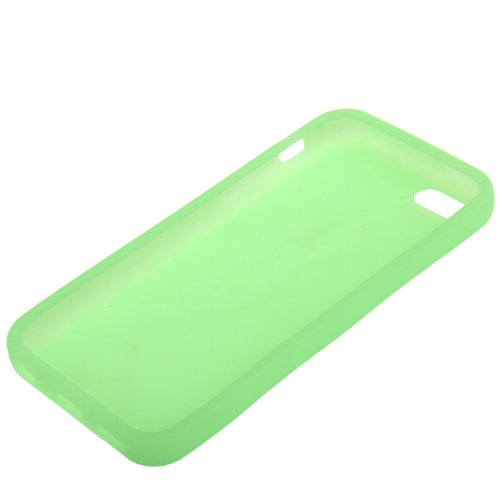 "iPhone 5C Premium Hülle / Case / Cover in grün aus Silikon / TPU im ""1-Color-Style"" -Original nur von THESMARTGUARD-"
