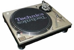Technics SL-1200MK5 - Turntable
