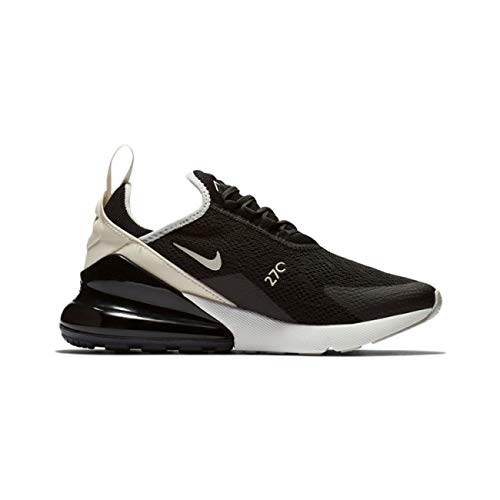 (Nike Women's Air Max 270 Leather Casual Shoes (8.5))