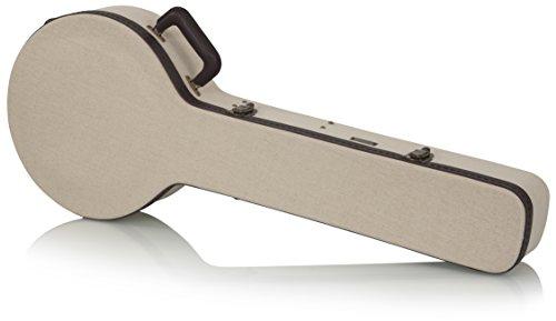 Gator Journeyman Series GW-JM BANJO XL Wooden Banjo Case by Gator