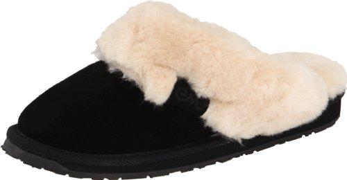 EMU Australia Women's Jolie Slip-On,Black,8 M US