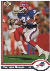 1991 Upper Deck #356 Thurman Thomas
