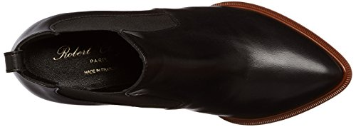 Robert Clergerie Damen Olavm Slipper Noir (Noir 41)