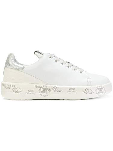 Belle I 19 Bianco Donna MOD PREMIATA Sneakers 2018 Nuova A Collezione 8vwt1nHqpx