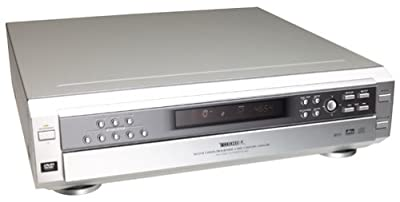 Toshiba SD3805 5-Disc Progressive-Scan DVD Player by Toshiba