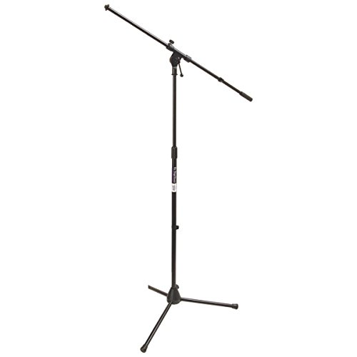 On Stage Stands MS7701B Tripod Boom Microphone - Mike Stand