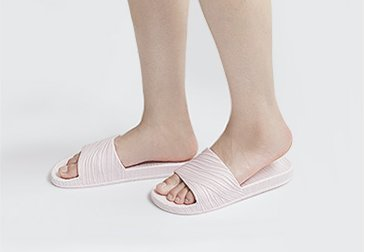 Balneazione Uomini Blu Interno Sandali Bottom Home Soft Non GOZAR Pantofole Bagno Slip 39 Casa Estate Coppia Donna 40 grigio Pink qRCnUw7