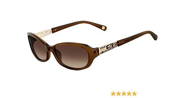 Nine West Sunglasses NW535S 210 Brown 53 17