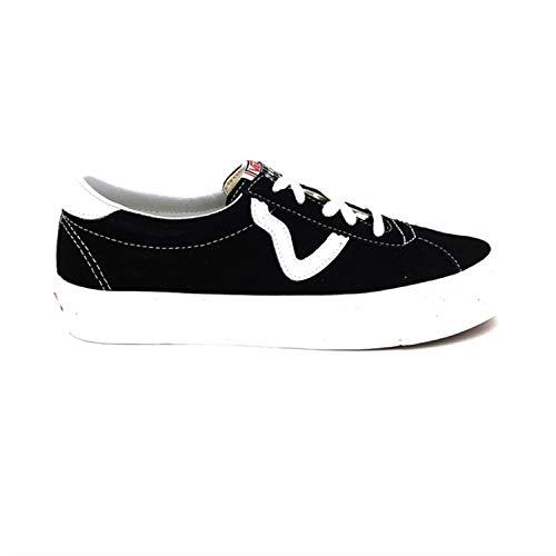 Sneakers Dx Style Nero Bianco Lqul11 Vans 41 Nero 73 awpdpgx