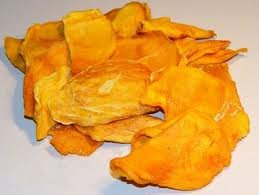 Mango, Slices, Unsweetened, No SO2, Organic, 5# Bulk by Fine Dried Foods