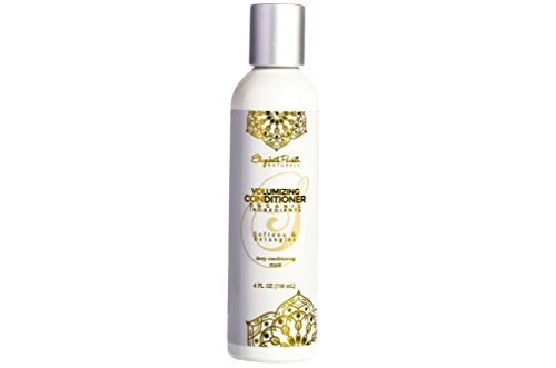 Deep Conditioner Treatment & Hair Thickener - Promotes Hair Growth, Prevents Hair Loss - Organic Beauty Products (4oz) by Elizabeth Parker Naturals