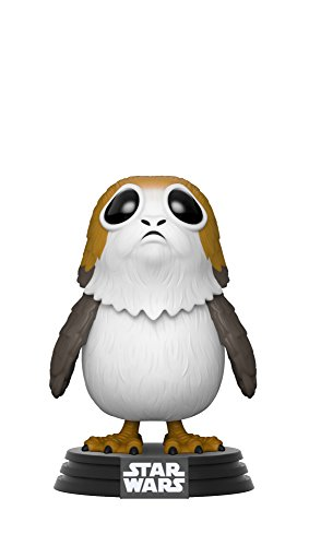 FunKo - Figurine Star Wars Les Derniers Jedi - Sad PORG Pop 10cm - 0889698325