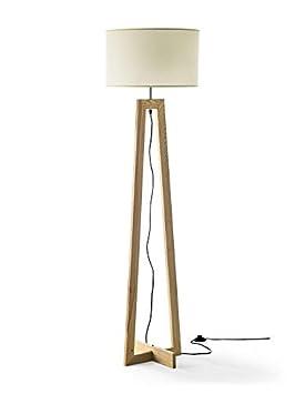 Hogar Decora Lámpara de Pie Munich, Medidas 46 x 156 cm ...