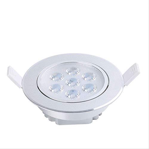 Luz de techo LED proyector LED 3W5W7W12W15W tienda de ropa ...