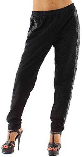 Blue Rags - Pantalon de sport - Relaxed - À Étoiles - Femme
