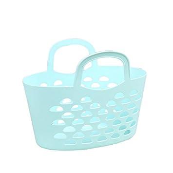 Amazon.com: OUNONA Bathroom Shower Caddy Basket Organizer Tote ...