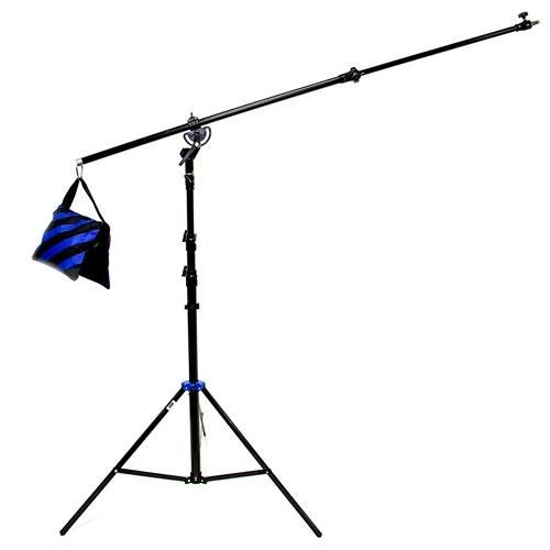 Savage 12' Convertible Drop Stand and Boom Arm