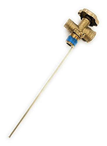 valve for 100 lb propane tank - 2