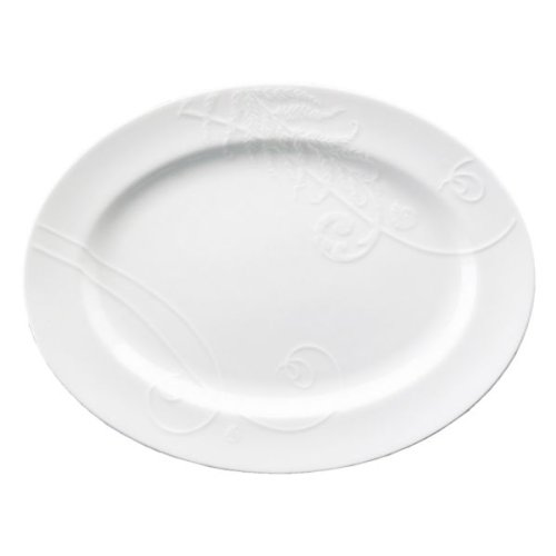 (Wedgwood Nature 15-1/4-Inch Oval Platter)