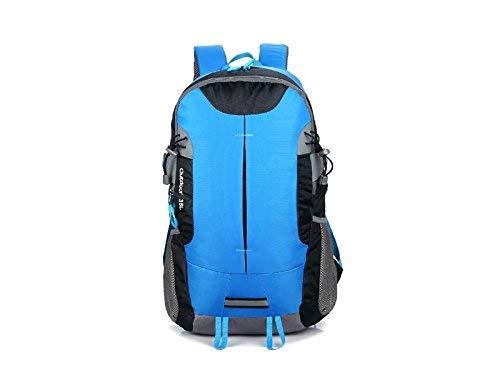 MARCU Home Sports de Plein air et à l'intérieur Sac à Dos d'escalade en Plein air Sac de Voyage pour Hommes Femmes (Bleu)