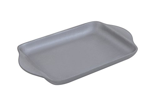 Bon Chef 2080T Tempo Aluminum Grill Pan for Conveyor Oven, 9 inch Length x 5-1/2 inch Width (Pack of 12)