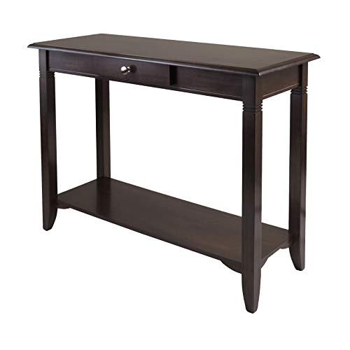 Winsome 40640 Nolan Occasional Table, Cappuccino