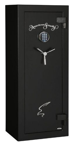 Amsec TF5924E5 Gun Safe with 8/8/16 Capacity, Black, 59