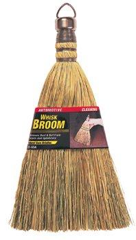 CORN WHISK BROOM -- 10 inch (Corn Whisk Broom)