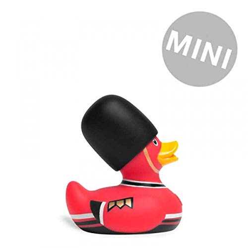 - Bud Mini Rubber Duck Bath Tub Toy, Royal Guard