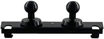 Dodge Ram Compatible Metal Series Dual 20MM Ball Dash Mounting Base 2013-2018