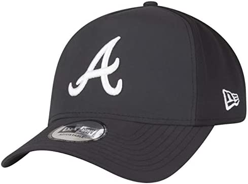 A NEW ERA Era 9FO Aframe Sport Pique MLB Atlanta Braves 16967245b0e