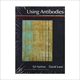 Antibodies A Laboratory Manual Second Edition Pdf