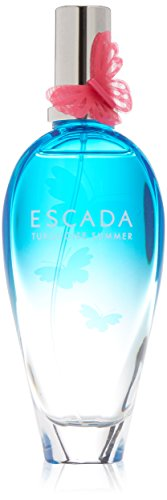 Escada Turquoise Summer Limited Edition Eau De Toilette Spray, 3.3 Ounce