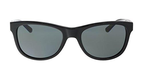 DKNY Women's 0dy4139 Square Sunglasses, Black, 55 - Sunglasses Dkny