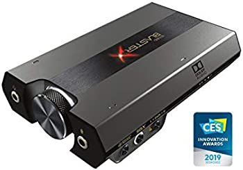 Creative Sound BlasterX G6 Hi-Res Gaming DAC and USB Sound Card