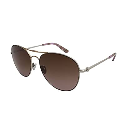 Sunglasses CALVIN KLEIN CK8031S 045 SATIN NICKEL/ROSE GOLD