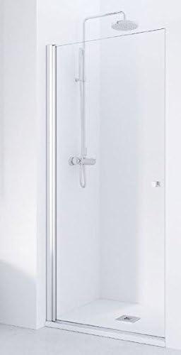 Mampara de ducha hada pivotante de cristal transparente para ducha ...