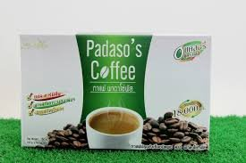 (1 piece) coffee padaso's185 g.
