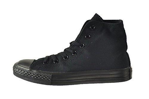 Converse Chuck Taylor All Star Hi, Zapatillas Altas Unisex Niños Negro