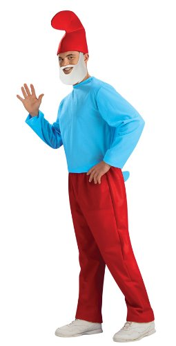 Rubies 889792 Smurfs Smurf Costume