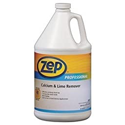 ZPPR11524 - Zep Professional Calcium amp;amp; Lime Remover, Neutral, 1gal Bottle