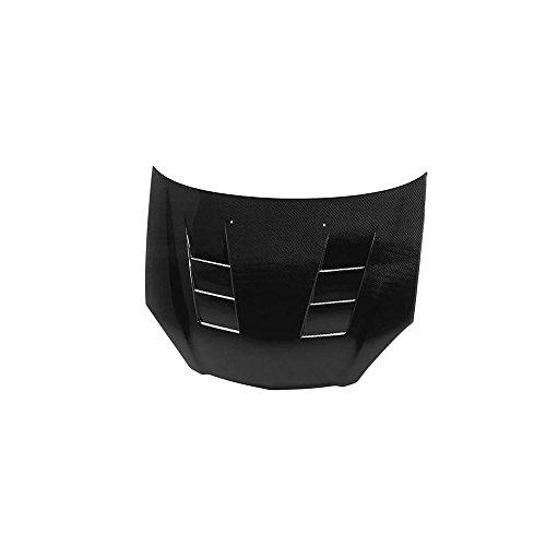 Seibon Ts Carbon Fiber Hood (Seibon 02-07 Acura RSX (DC5) TS-Style Carbon Fiber Hood (hd0205acrsx-ts))