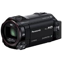 Panasonic HC-W850M-K Twin Camera Full HD Camcorder - International Version (No Warranty)