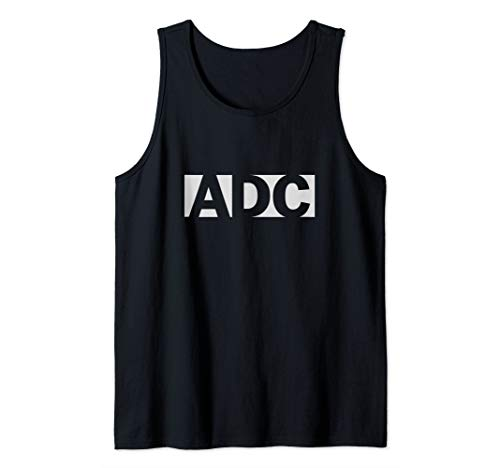 ADC - Gear and Apparel for League Gamers LoL and Cosplay Tank Top
