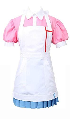 NSOKing Dangan Ronpa 2 Danganronpa Mikan Tsumiki Dress Uniform Outfit  (Medium, Set)