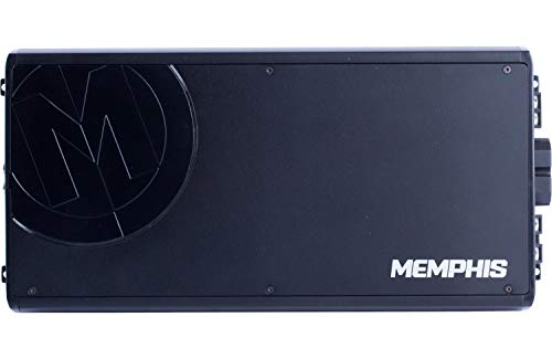 - 16-PRX1500.1 - Memphis Monoblock 1500W RMS 3000W Max Power Reference Amplifier by Memphis