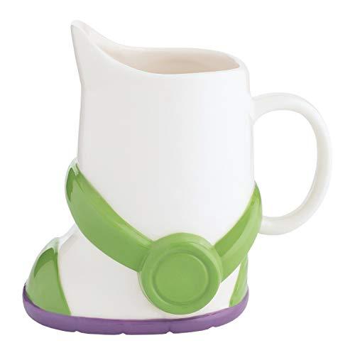 Vandor Disney Toy Story Buzz Lightyear Boot 24 oz. Sculpted Ceramic -