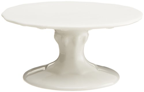Rosanna Petite Treat Cupcake Stand, Meringue (White Stand Porcelain Pedestal Cake)