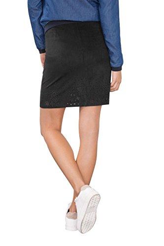 001 Falda Negro black Para Esprit 106ee1d004 Mujer w6qBS8Y